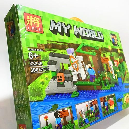 Lắp ghép Myworld 33236