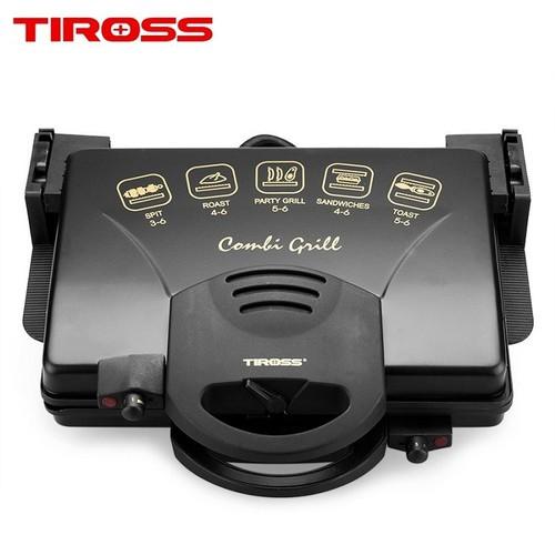 Kẹp nướng điện Tiross TS965 - 7432260 , 17169733 , 15_17169733 , 1390000 , Kep-nuong-dien-Tiross-TS965-15_17169733 , sendo.vn , Kẹp nướng điện Tiross TS965