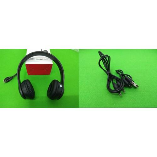 Tai nghe chụp tai Bluetooth Headphone Wireless không dây cực đỉnh