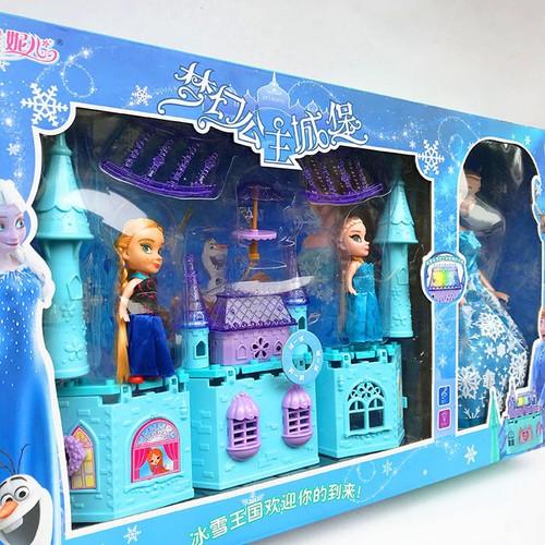 Lâu đài công chúa Elsa và Anna - 7394680 , 17154832 , 15_17154832 , 383000 , Lau-dai-cong-chua-Elsa-va-Anna-15_17154832 , sendo.vn , Lâu đài công chúa Elsa và Anna