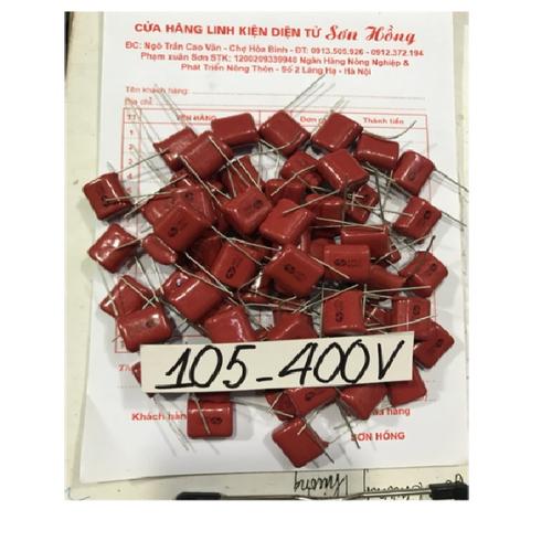 10 Tụ Điên 105-400V