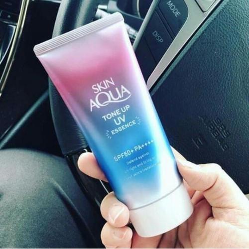 Kem chống nắng Skin Tone Up UV Essence SPF 50 Nhật Bản 70ml