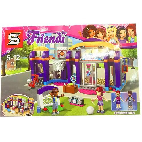 Lắp ghép Friends 881