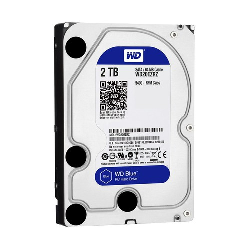 HDD PC 2TB Sata mỏng