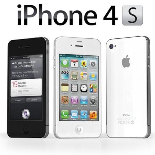 ĐIỆN THOẠI IPHONE 4S 16G QUỐC TẾ FULLBOX