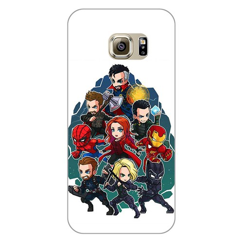 Ốp lưng điện thoại samsung galaxy s7 edge - Marvel 03