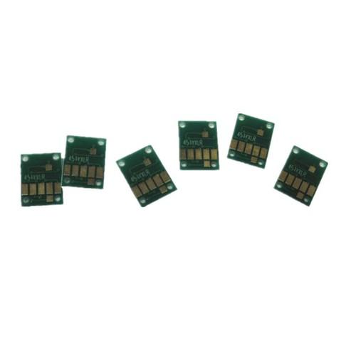 Chip hộp mực auto refill  vĩnh viễn cho canon pixus mg6330  PGI-350 CLI-351