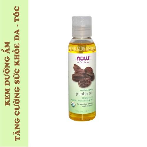 Tinh dầu jojoba hữu cơ Now Foods 118ml - 7431578 , 17169345 , 15_17169345 , 365000 , Tinh-dau-jojoba-huu-co-Now-Foods-118ml-15_17169345 , sendo.vn , Tinh dầu jojoba hữu cơ Now Foods 118ml