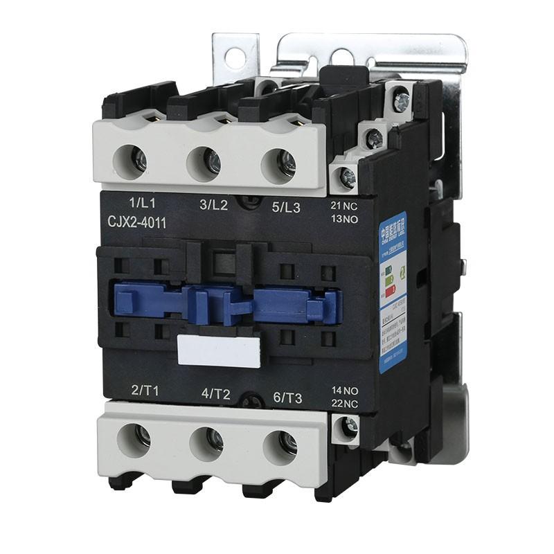 Khởi động từ AC contactor CHINT CJX2 4011 220V 380V 40A 1