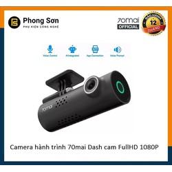 Camera Hành Trình cho Ô tô Xiaomi 70mai Dash Cam Full HD 1080P ,BH 12 Tháng - 70mai1080p