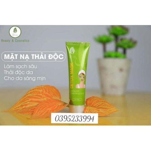 Mặt nạ thải độc da olic detox mask cam kết chính hãng - 4641279 , 17156833 , 15_17156833 , 300000 , Mat-na-thai-doc-da-olic-detox-mask-cam-ket-chinh-hang-15_17156833 , sendo.vn , Mặt nạ thải độc da olic detox mask cam kết chính hãng