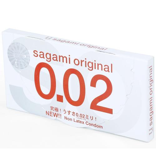 Bao Cao Su Siêu Mỏng Sagami Original 0.02 Hộp 2 Chiếc - 7435055 , 17170675 , 15_17170675 , 105000 , Bao-Cao-Su-Sieu-Mong-Sagami-Original-0.02-Hop-2-Chiec-15_17170675 , sendo.vn , Bao Cao Su Siêu Mỏng Sagami Original 0.02 Hộp 2 Chiếc