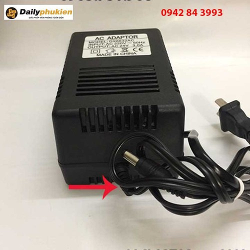 Adapter-nguồn 24v 3a AC - 7456914 , 17179667 , 15_17179667 , 340000 , Adapter-nguon-24v-3a-AC-15_17179667 , sendo.vn , Adapter-nguồn 24v 3a AC