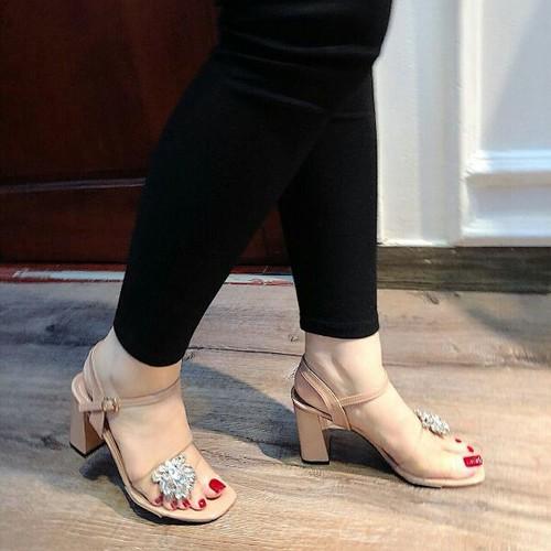 giày sandal bản trong