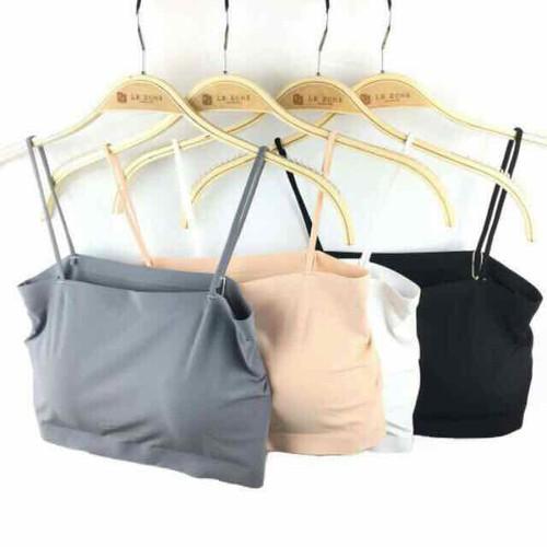 Áo bra đúc su nâng ngực 2 dây