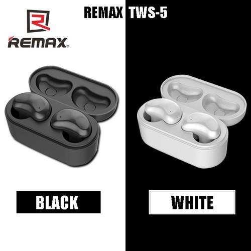 Tai nghe Bluetooth 2 bên Remax TWS-5