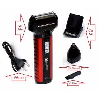 Máy cạo râu boteng - Tông đơ cắt tóc - Tăng đơ cắt tóc - MCRBT-1 thumbnail
