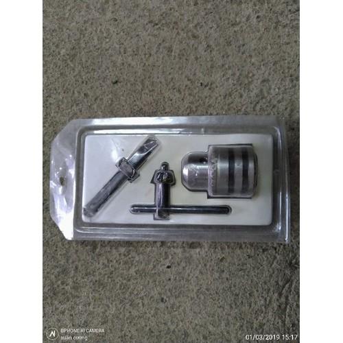 đầu máy khoan 13mm dùng được cho khoan boss