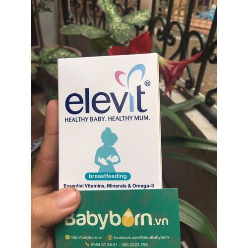 Viên uống Elevit Úc cho phụ nữ sau sinh và cho con bú 60 viên - 4817476 , 17173743 , 15_17173743 , 600000 , Vien-uong-Elevit-Uc-cho-phu-nu-sau-sinh-va-cho-con-bu-60-vien-15_17173743 , sendo.vn , Viên uống Elevit Úc cho phụ nữ sau sinh và cho con bú 60 viên