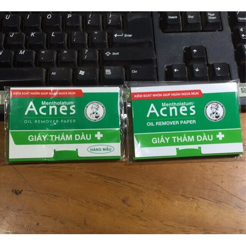 Acnes Oil Remover Paper – Giấy Thấm Dầu 100 tờ - 4942074 , 17792874 , 15_17792874 , 27000 , Acnes-Oil-Remover-Paper-Giay-Tham-Dau-100-to-15_17792874 , sendo.vn , Acnes Oil Remover Paper – Giấy Thấm Dầu 100 tờ