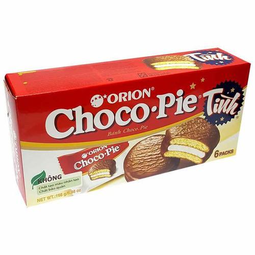 Bánh Chocopie hộp 6 cái - 7705328 , 17791078 , 15_17791078 , 30000 , Banh-Chocopie-hop-6-cai-15_17791078 , sendo.vn , Bánh Chocopie hộp 6 cái