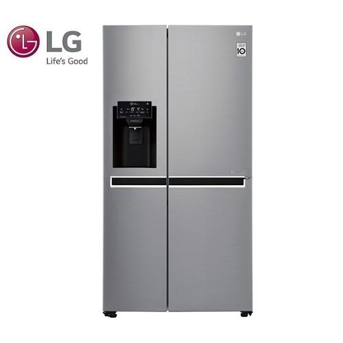 Tủ lạnh Side By Side LG Inverter 601 lít GR-D247JDS - 8279312 , 17796151 , 15_17796151 , 28999000 , Tu-lanh-Side-By-Side-LG-Inverter-601-lit-GR-D247JDS-15_17796151 , sendo.vn , Tủ lạnh Side By Side LG Inverter 601 lít GR-D247JDS