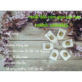 100g mask dẻo cám gạo sữa non - 054