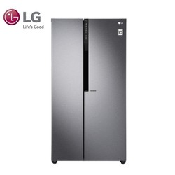Tủ lạnh Side By Side LG Inverter 613 lít GR-B247JDS