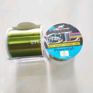 cước câu cá sl japan 500m siêu khỏe - cước câu cá sl 500m thumbnail