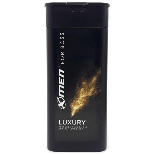 Combo 2 chai Dầu gội nước hoa X-Men For Boss Luxury - Mùi hương sang trọng tinh tế 180g - 4735489 , 17794497 , 15_17794497 , 120000 , Combo-2-chai-Dau-goi-nuoc-hoa-X-Men-For-Boss-Luxury-Mui-huong-sang-trong-tinh-te-180g-15_17794497 , sendo.vn , Combo 2 chai Dầu gội nước hoa X-Men For Boss Luxury - Mùi hương sang trọng tinh tế 180g
