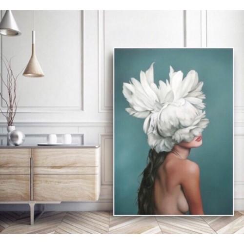 Tranh Canvas Cô gái nghệ thuật 60cm x 90cm - 4942489 , 17794569 , 15_17794569 , 600000 , Tranh-Canvas-Co-gai-nghe-thuat-60cm-x-90cm-15_17794569 , sendo.vn , Tranh Canvas Cô gái nghệ thuật 60cm x 90cm