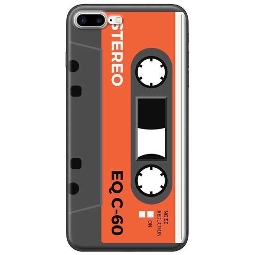 Ốp lưng nhựa dẻo Apple iPhone 7 Plus Cassette Cam