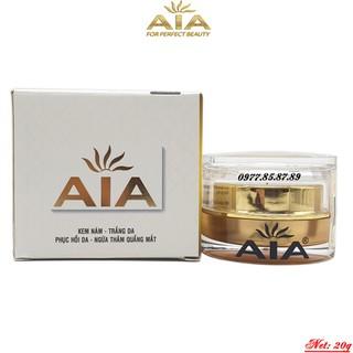 Kem Nám - Trắng da - Phục hồi da - Ngừa thâm quầng mắt AIA COSMETICS - 20g - AIA-N290 thumbnail