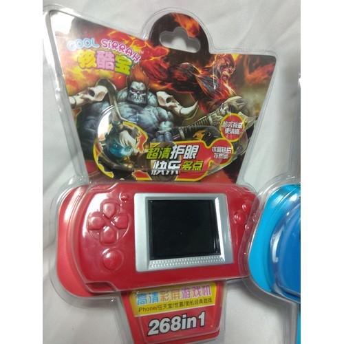 Máy chơi game 267 trò chơi thời 9X cực hot, chơi là ghiền tặng pin tiểu - 7469975 , 17185338 , 15_17185338 , 210000 , May-choi-game-267-tro-choi-thoi-9X-cuc-hot-choi-la-ghien-tang-pin-tieu-15_17185338 , sendo.vn , Máy chơi game 267 trò chơi thời 9X cực hot, chơi là ghiền tặng pin tiểu