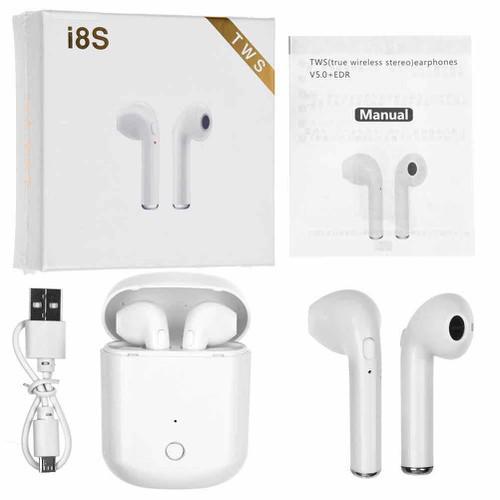 Tai Nghe Không Dây Bluetooth i8S TWS - 11435015 , 17201108 , 15_17201108 , 250000 , Tai-Nghe-Khong-Day-Bluetooth-i8S-TWS-15_17201108 , sendo.vn , Tai Nghe Không Dây Bluetooth i8S TWS