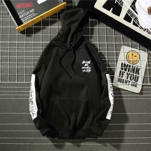 áo hoodie nam strutting swaggy Mã: NT2236 - ĐEN