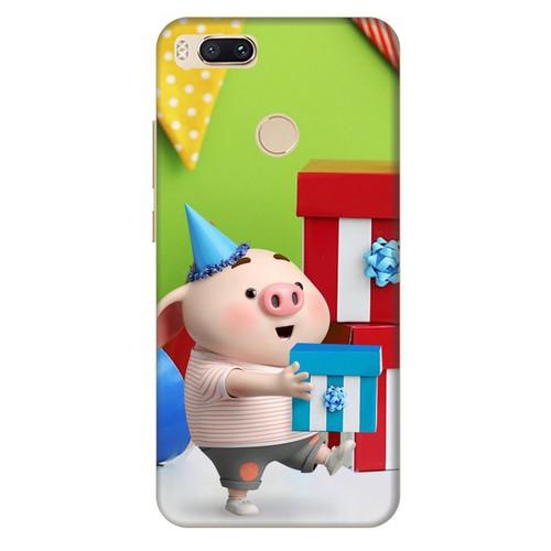 Ốp lưng nhựa cứng nhám dành cho Xiaomi A1 in hình Heo Con Mừng Sinh Nhật - 11207201 , 17204858 , 15_17204858 , 99000 , Op-lung-nhua-cung-nham-danh-cho-Xiaomi-A1-in-hinh-Heo-Con-Mung-Sinh-Nhat-15_17204858 , sendo.vn , Ốp lưng nhựa cứng nhám dành cho Xiaomi A1 in hình Heo Con Mừng Sinh Nhật