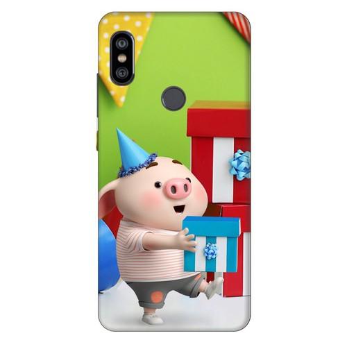 Ốp lưng nhựa cứng nhám dành cho Xiaomi Redmi Note 6 Pro in hình Heo Con Mừng Sinh Nhật - 11207197 , 17204854 , 15_17204854 , 99000 , Op-lung-nhua-cung-nham-danh-cho-Xiaomi-Redmi-Note-6-Pro-in-hinh-Heo-Con-Mung-Sinh-Nhat-15_17204854 , sendo.vn , Ốp lưng nhựa cứng nhám dành cho Xiaomi Redmi Note 6 Pro in hình Heo Con Mừng Sinh Nhật