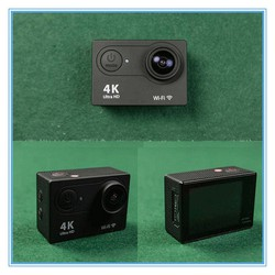 camera hành trình 4K chống nước - camera thể thao 4K