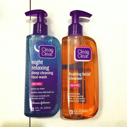 Sữa rửa mặt Clean & Clear Night Relaxing Deep Cleaning Face Wash 240ml - 7497269 , 17197652 , 15_17197652 , 249000 , Sua-rua-mat-Clean-Clear-Night-Relaxing-Deep-Cleaning-Face-Wash-240ml-15_17197652 , sendo.vn , Sữa rửa mặt Clean & Clear Night Relaxing Deep Cleaning Face Wash 240ml