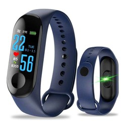Vòng đeo tay thông minh Smart Band M3 Đo Nhịp Tim kết nối Bluetooth.Đồng hồ Thông Minh Chống Nước Vòng Tay Đồng Hồ Dây Đeo Tay Tập Thể Thao, Vòng Theo Dõi Sức khỏe, Vòng Theo dõi vận động, Chống thấm nước ipx5
