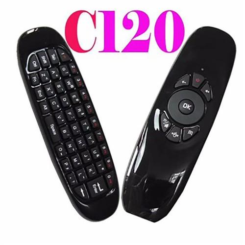 Bàn phím kiêm chuột bay C120V điều khiển giọng nói