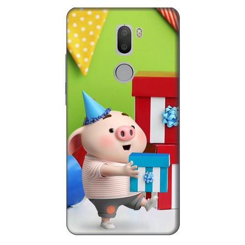 Ốp lưng nhựa cứng nhám dành cho Xiaomi Mi 5 Plus in hình Heo Con Mừng Sinh Nhật - 7502181 , 17204452 , 15_17204452 , 99000 , Op-lung-nhua-cung-nham-danh-cho-Xiaomi-Mi-5-Plus-in-hinh-Heo-Con-Mung-Sinh-Nhat-15_17204452 , sendo.vn , Ốp lưng nhựa cứng nhám dành cho Xiaomi Mi 5 Plus in hình Heo Con Mừng Sinh Nhật