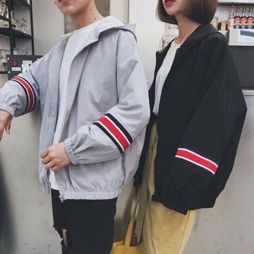 Áo khoác cặp đôi nam nữ đẹp áo khoác dù jacket sọc đỏ ngang tay - 7476374 , 17188409 , 15_17188409 , 99000 , Ao-khoac-cap-doi-nam-nu-dep-ao-khoac-du-jacket-soc-do-ngang-tay-15_17188409 , sendo.vn , Áo khoác cặp đôi nam nữ đẹp áo khoác dù jacket sọc đỏ ngang tay