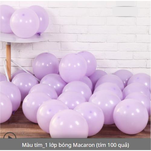 BB34_Set 100 quả bóng bay Macaron tròn loại 1 lớp trang trí sinh nhật,phòng cưới ,tỏ tình,lễ kỉ niệm Tặng phụ kiện - 4644819 , 17187175 , 15_17187175 , 150000 , BB34_Set-100-qua-bong-bay-Macaron-tron-loai-1-lop-trang-tri-sinh-nhatphong-cuoi-to-tinhle-ki-niem-Tang-phu-kien-15_17187175 , sendo.vn , BB34_Set 100 quả bóng bay Macaron tròn loại 1 lớp trang trí sinh nhật