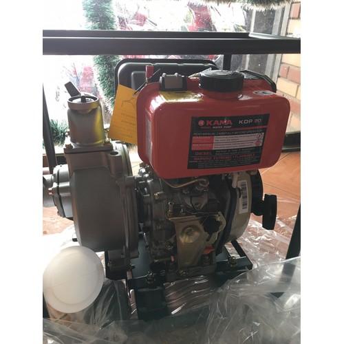 Máy bơm nước Kama KDP20 chạy dầu