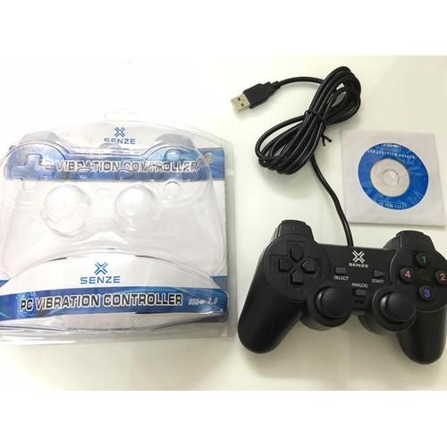 Tay cầm Game đơn cho PC với Thiết kế nhỏ gọn, thoải mái, chống trượt - 7497305 , 17197700 , 15_17197700 , 135000 , Tay-cam-Game-don-cho-PC-voi-Thiet-ke-nho-gon-thoai-mai-chong-truot-15_17197700 , sendo.vn , Tay cầm Game đơn cho PC với Thiết kế nhỏ gọn, thoải mái, chống trượt