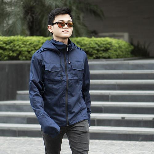 Áo khoác chống nắng nam Udany - Vải dày mềm - Đủ size - Hàng cao cấp