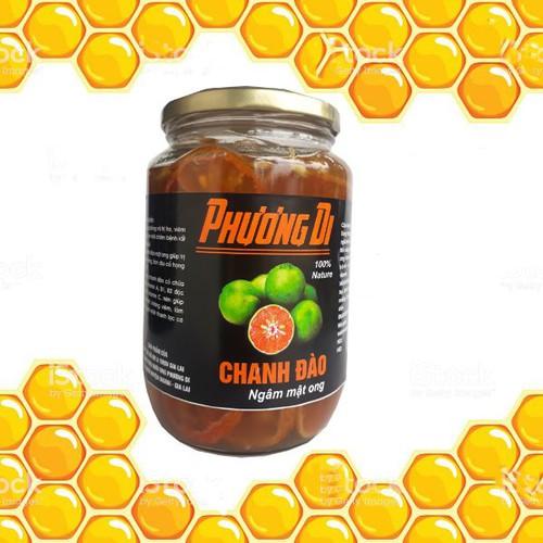 Chanh đào ngâm mật ong - 7492989 , 17195972 , 15_17195972 , 150000 , Chanh-dao-ngam-mat-ong-15_17195972 , sendo.vn , Chanh đào ngâm mật ong