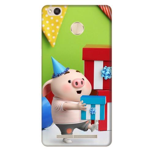 Ốp lưng nhựa cứng nhám dành cho Xiaomi Redmi 3X in hình Heo Con Mừng Sinh Nhật - 11436496 , 17205216 , 15_17205216 , 99000 , Op-lung-nhua-cung-nham-danh-cho-Xiaomi-Redmi-3X-in-hinh-Heo-Con-Mung-Sinh-Nhat-15_17205216 , sendo.vn , Ốp lưng nhựa cứng nhám dành cho Xiaomi Redmi 3X in hình Heo Con Mừng Sinh Nhật